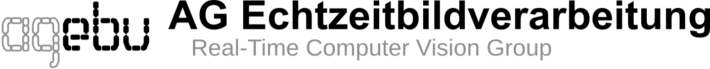 AG Echtzeitbildverarbeitung - Real-Time Computer Vision Group